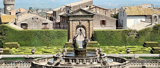 Villa Lante | Bagnaia