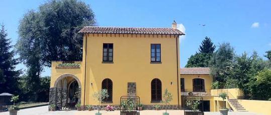 Casale Fedele Family B&B Ronciglione, Tuscia Lazio Viterbo