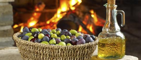 Tuscia Olive oil Casale Fedele B&B - Ronciglione