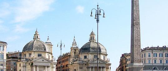 Piazza del Popolo | Roma