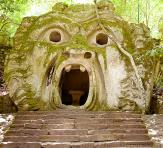 The Monster Park in Bomarzo