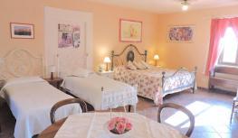 camera Tuscia Casale Fedele B&B Tuscia, Bed and Breakfast Ronciglione, Viterbo, Lazio