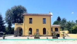 Casale Fedele Family B&B in Ronciglione Tuscia Lazio Viterbo